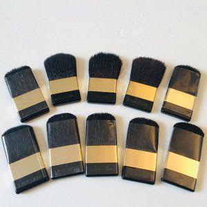 Lot of 10 Mini Estee Lauder Blush Brushes